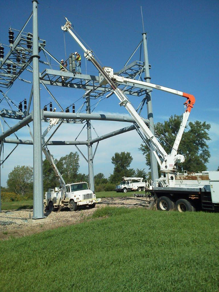 Key Contracting - Power Line Construction